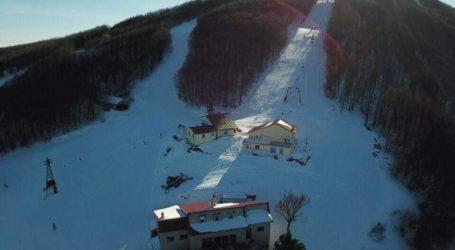 Τελευταίο Σαββατοκύριακο με ανοιχτό το Χιονοδρομικό Κέντρο Πηλίου