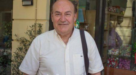 Έφυγε από την ζωή ο Φαρσαλινός δικηγόρος Γεώργιος Αγγελακόπουλος