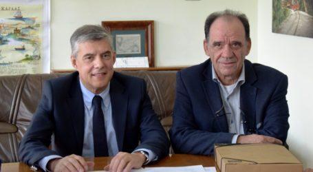 Π. Κουτσάφτης: Δρομολογείται η κατασκευή νέου αλιευτικού καταφυγίου στο Χορευτό με 5,4 εκατ. ευρώ