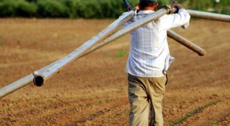 Στο πλευρό των απεργών εργατών γης στον Τύρναβο η Λαϊκή Ενότητα Λάρισας