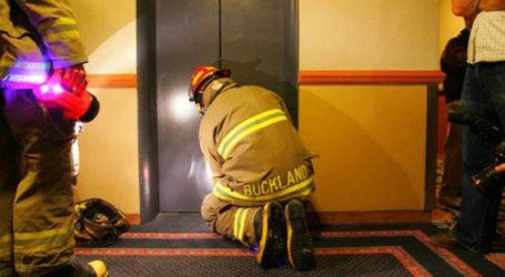 Μπαράζ εγκλωβισμών σε ασανσέρ στη Λάρισα λόγω διακοπής ρεύματος