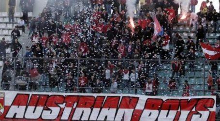 Οι Austrian Boys στηρίζουν το συλλαλητήριο κατά της καύσης των σκουπιδιών