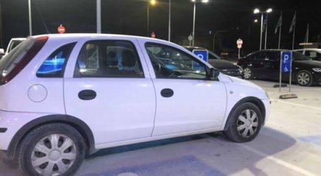 Ανεκδιήγητος οδηγός στη Λάρισα έπιασε δύο θέσεις πάρκινγκ αναπήρων σε σούπερ μάρκετ! (φωτο)