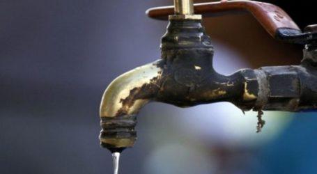 Χωρίς νερό περιοχές της Λάρισας τη Μεγάλη Τετάρτη -Δείτε που