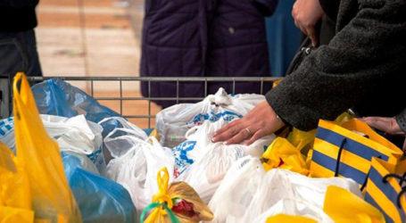 Διανομή τροφίμων σήμερα Τρίτη και αύριο Τετάρτη στην Ελασσόνα