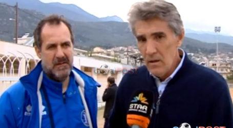 Nτόστανιτς: Όλα τα παιχνίδια είναι δύσκολα