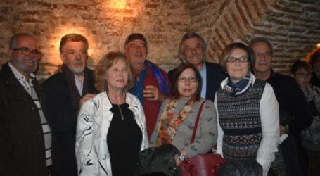 """""""Ο θρύλος του Ασλάν Καπλάν"""" του Θωμά Κοροβίνη παρουσιάστηκε στο Οθωμανικό Λουτρό στη Λάρισα (φωτο)"""