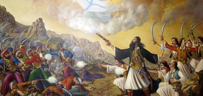 Η έναρξη της Ελληνικής Επανάστασης του 1821 με ιστορικά ντοκουμέντα - TheNewspaper.gr
