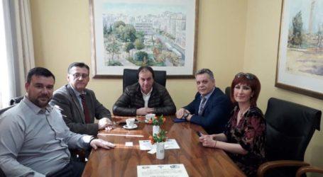 Συνεργασία Επιμελητηρίου Λάρισας – Τράπεζας Πειραιώς για την ενίσχυση της τοπικής επιχειρηματικότητας