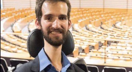 Στον Βόλο ο υπ. ευρωβουλευτής της ΝΔ Στέλιος Κυμπουρόπουλος – «Άνθρωποι με αναπηρία στην πολιτική»