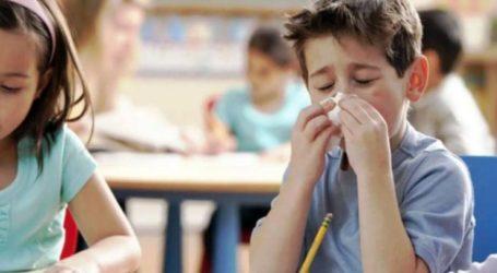 Μέχρι μέσα Απριλίου θα φθάσει η έξαρση της φετινής γρίπης στη Λάρισα!