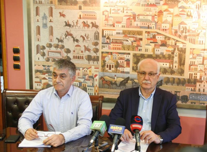 Μαβίδης στο onlarissa.gr: Με σοφιστίες και φτηνή ρητορική δεν κρύβεται το έργο 60 εκ. στο δήμο Λαρισαίων