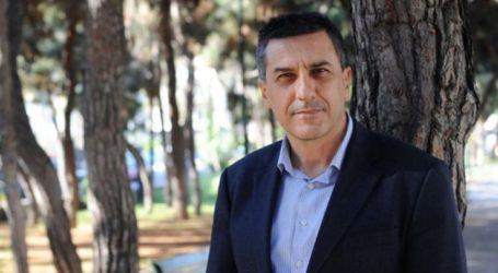 Τους υποψηφίους του στη Λάρισα παρουσιάζει σήμερα το απόγευμα ο υποψήφιος Περιφερειάρχης Δ. Κουρέτας