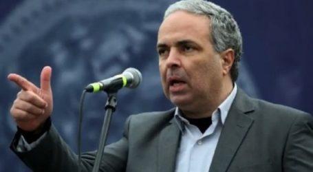 Σε εκδήλωση στη Λάρισα με θέμα «Στρατηγική Ακύρωσης του Προσυμφώνου των Πρεσπών» θα βρεθεί ο Νίκος Λυγερός
