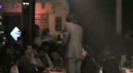 """Σπάνιο βίντεο: Η διασκέδαση στη Λάρισα τη δεκαετία του '90 στο κέντρο """"Μαριάννα"""""""