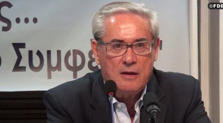 Παύλος Μαρκάκης στο TheΝewspaper.gr: «Η ΝΔ χρησιμοποίησε διορισμένα ανθρωπάκια να με απομακρύνουν από τον χώρο της»