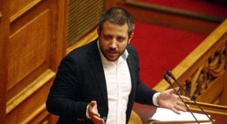 Ο Αλέξ. Μεϊκόπουλος για την Ημέρα κατά του ρατσισμού