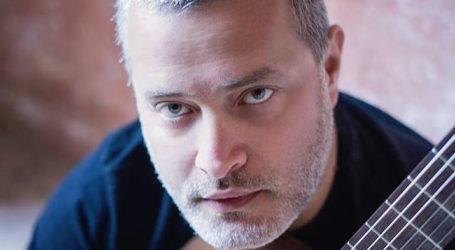 """Παναγιώτης Μάργαρης: """"Με τη μαγεία της κλασικής κιθάρας"""" στον Βόλο"""