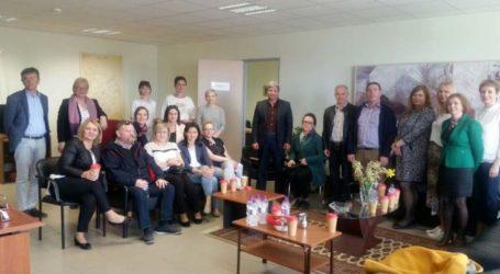 Επίσκεψη Πολωνών Εκπαιδευτικών στην Περιφερειακή Ενότητα Λάρισας