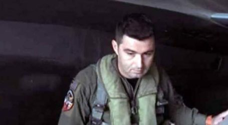 Έλληνας ο κορυφαίος πιλότος του ΝΑΤΟ –  Aπό την 337 Μοίρα της 110 Πτέρυγας Μάχης στη Λάρισα