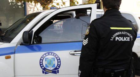 Συνελήφθη 21χρονος στο κέντρο του Βόλου επειδή απείλησε αστυνομικό