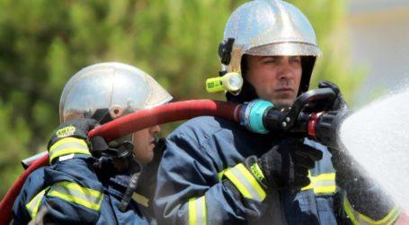 Φωτιά σε χωράφι στα Μελισσάτικα