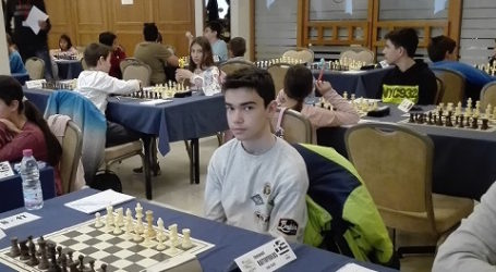 Διακρίσεις Βολιωτών σε Διεθνές Σκακιστικό Τουρνουά της Θεσσαλονίκης