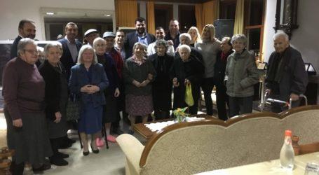 Γεύμα αγάπης της ΟΝΝΕΔ στο Γηροκομείο Βόλου