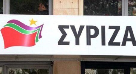 Στη Λάρισα ο υποψήφιος ευρωβουλευτής του ΣΥΡΙΖΑ Βλάσης Αγτζίδης