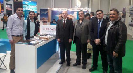 Επαγγελματίες του Δήμου Τεμπών απο τα παράλια σε τουριστικές εκθέσεις σε Σόφια και Ρουμανία