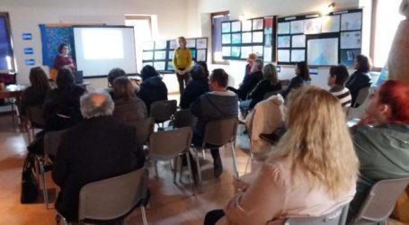 Ομιλία με θέμα «Ο ρόλος της οικογένειας στην πρόληψη των εξαρτήσεων» διοργανώθηκε στην Δήμο Τεμπών