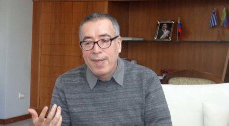 Στη Λάρισα ο πρέσβης της Βενεζουέλας – Θα μιλήσει σε εκδήλωση της Αντιπολεμικής Κίνησης