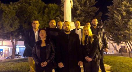 Π. Ηλιόπουλος: Αδιάκοπος αγώνας του Ελληνισμού απέναντι στους ραγιάδες