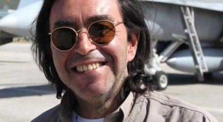 Τα συλλυπητήρια του πρώην ευρωβουλευτή της ΝΔ Γ. Δημητρακόπουλου για την απώλεια του στενού του φίλου Δ. Βάλλα