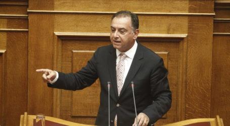 Βουλευτής της ΝΔ δικαιώνει τον Μπέο – «Γνωστή η φημολογία για το hot spot στο στρατόπεδο»