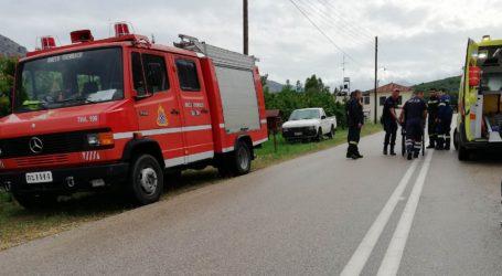 Πήλιο: Επιχείρηση διάσωσης πέντε ατόμων στο Φράγμα Παναγιώτικο