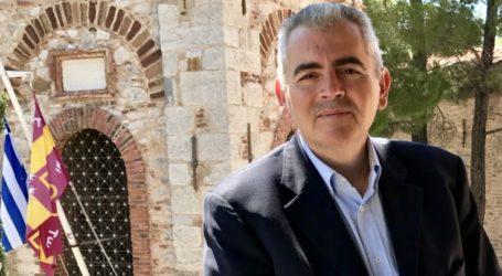 Στα Ιεροσόλυμα για το Άγιο Φως ο Μάξιμος Χαρακόπουλος