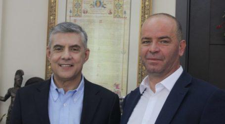 Υποψήφιος με τον Κ. Αγοραστό στη Λάρισα ο Βασίλειος Μπανταβής