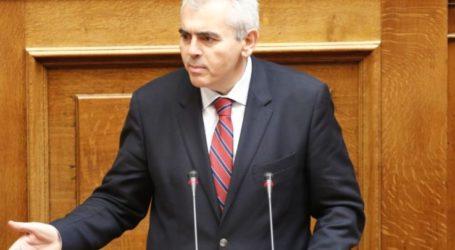 Χαρακόπουλος: Με ευθύνη της κυβέρνησης οι απογοητευτικές επιδόσεις στο ΕΣΠΑ