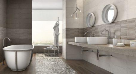 Οι νέες τάσεις στα πλακάκια μπάνιου από τον  Νικολακάκη