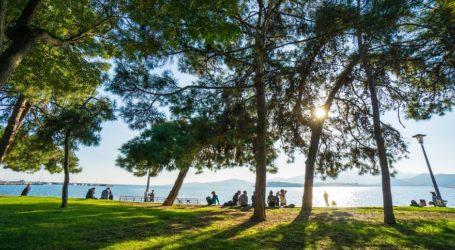 Ο Μπέος μετατρέπει σε «βασιλικό κήπο» το πάρκο του Αγίου Κωνσταντίνου