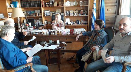 Περιφέρεια Θεσσαλίας: Σύσκεψη για τον αρχαιολογικό χώρο Μαγούλας Αλμυρού