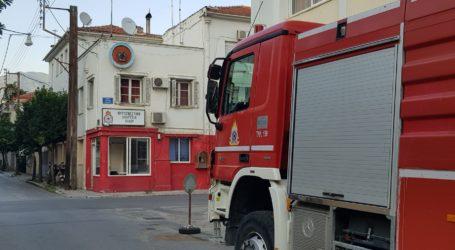 Στις φλόγες σπίτι στο Στεφανοβίκειο