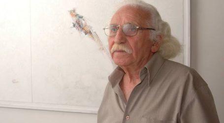 Συνεχίζεται το αφιέρωμα για τη ζωή και το έργο του διακεκριμένου Βολιώτη καλλιτέχνη Παλαιολόγου Θεολόγου στο Πορφυρογένειο Αγριάς