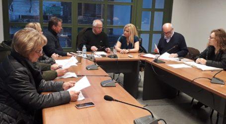Αυτοψία στα εν εξελίξει έργα στη Σκόπελο έκανε η Δωροθέα Κολυνδρίνη
