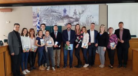 Εκπαιδευτικοί από τέσσερις Ευρωπαϊκές χώρες στο Δημοτικό Σχολείο της Ανάβρας