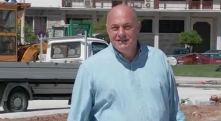 Βίντεο από τον Αχιλλέα Μπέο για το κυκλοφοριακό στον κόμβο Δημαρχείου