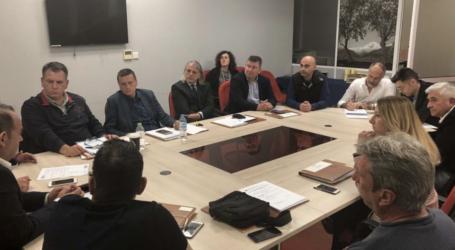 Καραλαριώτου:«Χτίζουμε μαζί τη Λάρισα του 2030» – Μοχλός ανάπτυξης οι συνέργειες Τεχνικού Επιμελητηρίου-Δήμου Λαρισαίων