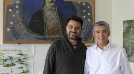Υποψήφιος στη Μαγνησία με τον Κ. Αγοραστό ο Γιάννης Πολύζος