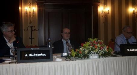 Ογκολογικό Συνέδριο στη Λάρισα: Έργα υγείας 55 εκατ. € ανακοίνωσε ο Αγοραστός – Τι είπε για το Πρότυπο Ογκολογικό Κέντρο Θεσσαλίας (φωτο)